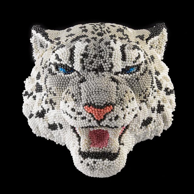 , 'Snow Leopard,' 2014, Jill George Gallery