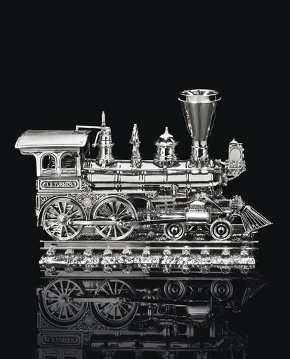 Jeff Koons, 'Jim Beam - J.B. Turner Engine', Christie's