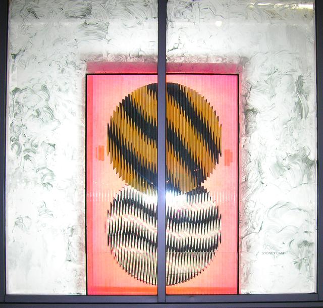, 'ORIENTAL TWO BALLS,' 1987, Heller Gallery