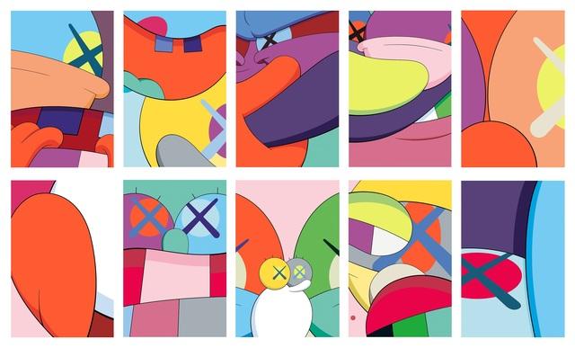 KAWS, 'No Reply', 2015, Maddox Gallery