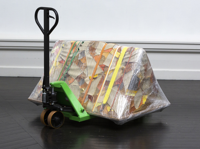 , 'TROLLEY#4 ,' 2015, KW Institute for Contemporary Art