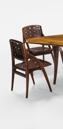 Wharton Esherick, 'Pair of Side Chairs,' 1958, Sotheby's: Important Design