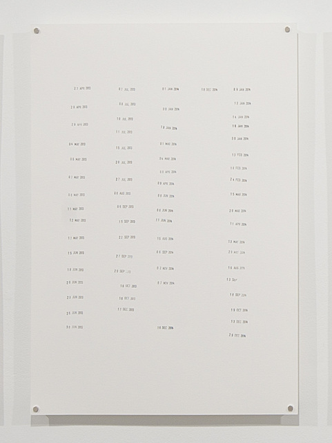 , 'Untitled 4,' 2016, Sabrina Amrani