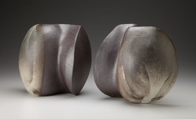 , 'S Curve Pair 1,' 2011, CYNTHIA-REEVES
