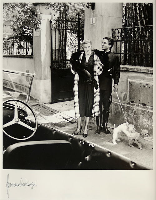 Norman Parkinson, 'Clothes by Lancetti, Italy with Robert Pascall', 1978, Hamiltons Gallery