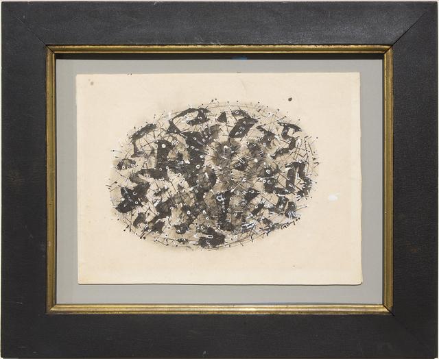 , 'Caught,' 1960, Galerie Knoell, Basel
