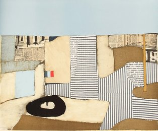 Conrad Marca-Relli, 'Villa Nueve,' 1982, Heritage Auctions: Holiday Prints & Multiples Sale