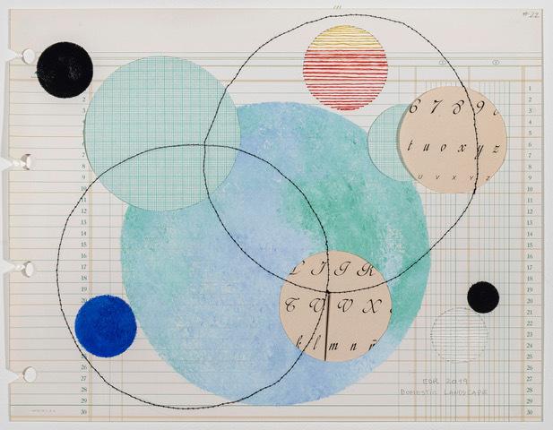 , 'Domestic Landscape, #22,' 2019, Travesia Cuatro