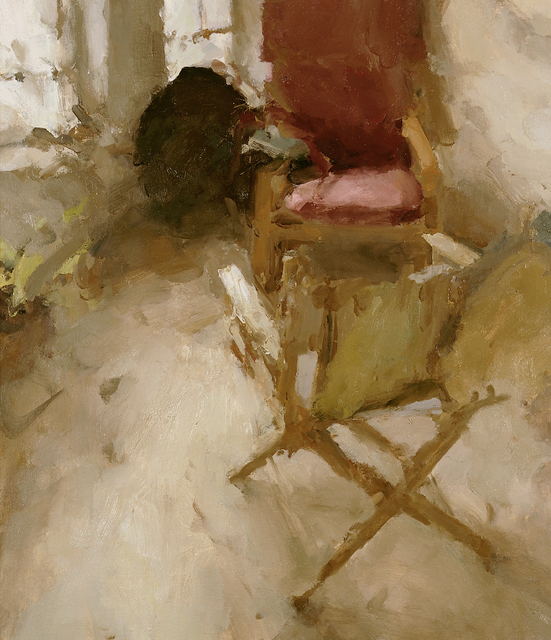 , 'Interior with Two Chairs and Window VII,' , Gallery 1261