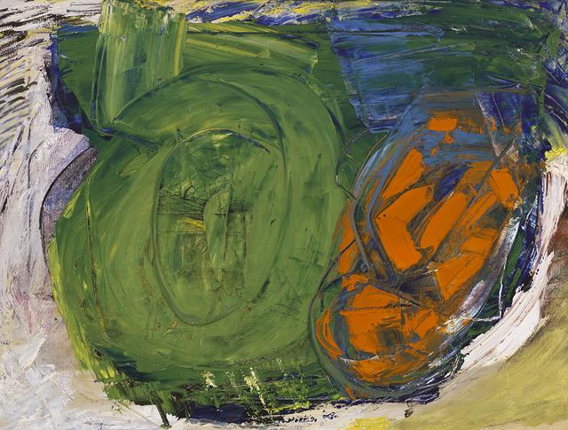 , 'Allegro,' 1961, Hollis Taggart