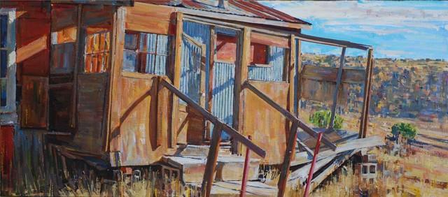 , 'Morning's End,' , Stremmel Gallery