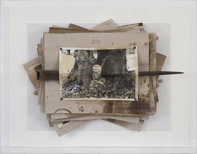 , 'Keep your lamp trimmed,' 2016, Galerie Nathalie Obadia