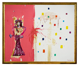 George Condo, 'Mother and Child,' 1989, Sotheby's: Contemporary Art Day Auction