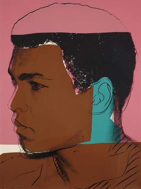 , 'Muhammad Ali (FS II.179),' 1978, Revolver Gallery