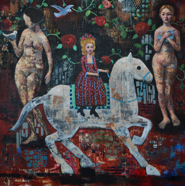, 'Whisper of Muses,' , Russell Collection