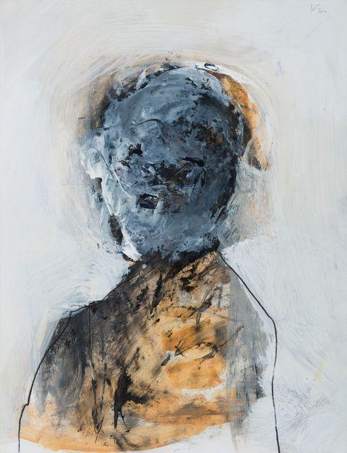 , 'Portrait No. 21,' 2017, Patricia Rovzar Gallery