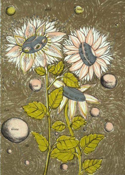 , 'Atomic Flowers,' 2000, Tamarind Institute
