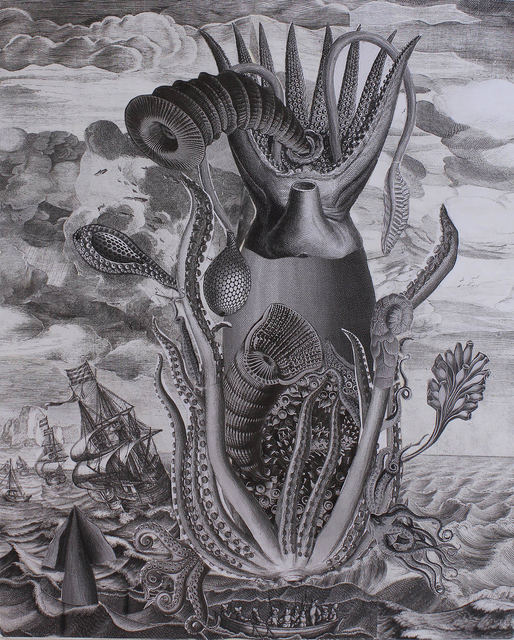 Scott Bluedorn, 'Cephalogod', 2018, ARC Fine Art LLC