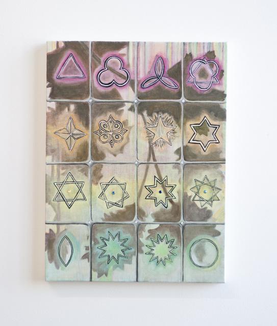 , 'Index of Stars,' 2016, Nancy Hoffman Gallery