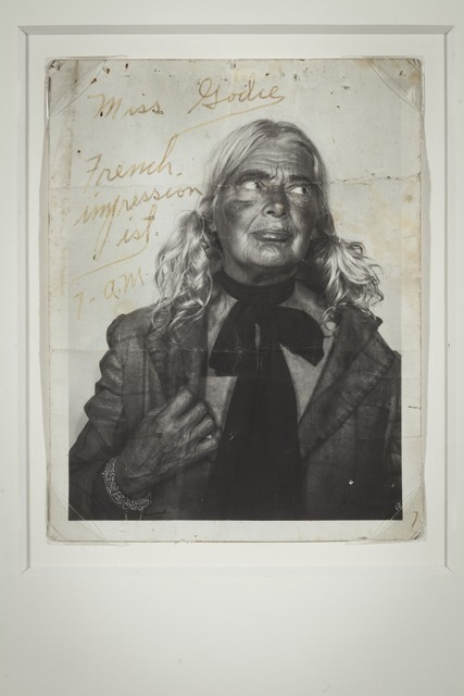 , 'Untitled (self-portrait),' 1970-1980, Intuit: The Center for Intuitive and Outsider Art