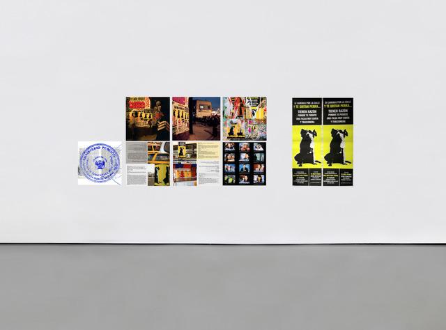 , 'Perrahabl@,' 1999, Revolver Galería