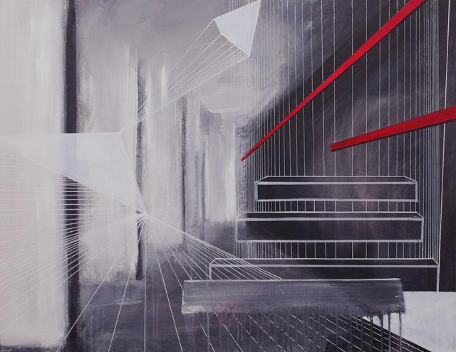 , 'Benches and... ,' 2018, Galleria Quadrifoglio