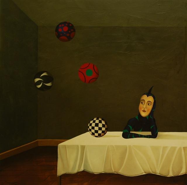 , 'Esferas,' 2017, Spence Gallery