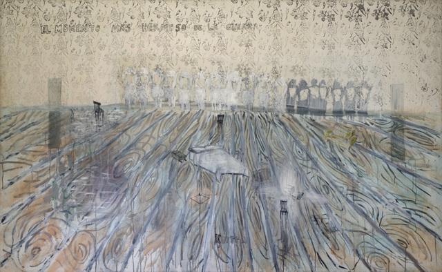 , 'El momento más hermoso de la guerra,' 1987, Miranda Bosch