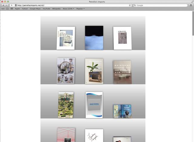 , 'Untitled,' , Petrella's Imports