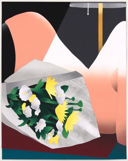 , 'Flowers,' 2014, P.P.O.W