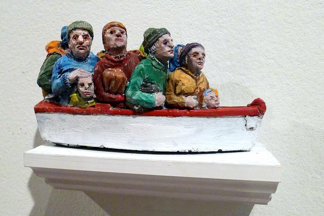 , 'Patera,' 2011, ANNO DOMINI