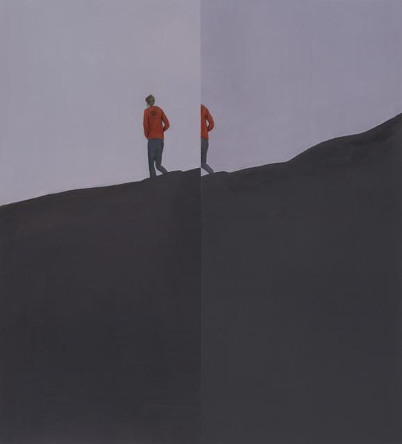 , 'Double Landscape,' 2017, Gallery Hakgojae