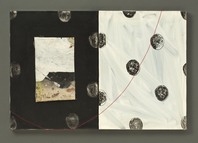 , 'K 3,' 2018, Dab Art