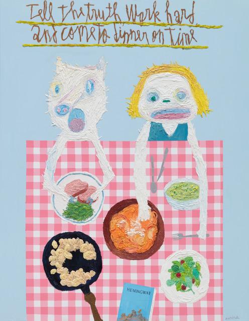 , 'Dinner,' 2019, Gallery BK