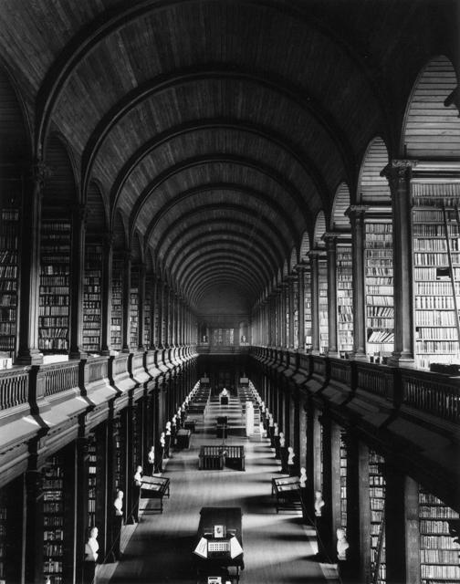 Evelyn Hofer, 'Library', ROSEGALLERY
