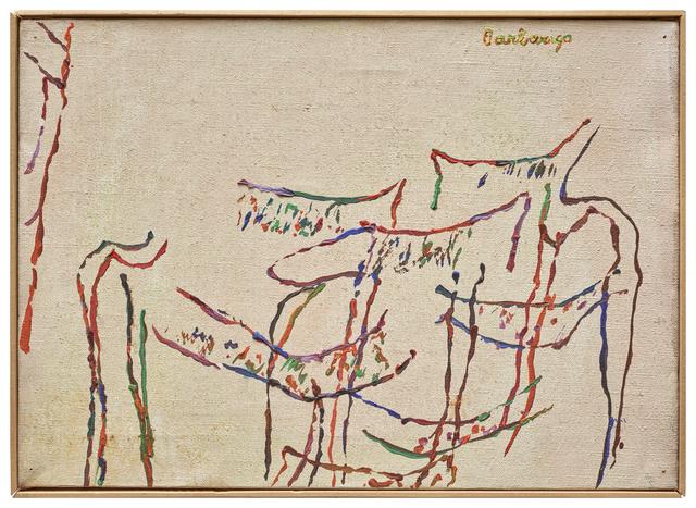 , 'Un po orientale,' 1963, Axel Vervoordt Gallery
