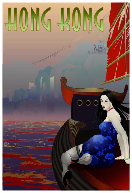 , 'Hong Kong Exotic,' 2012, Addicted Art Gallery