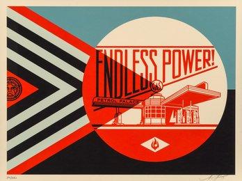 Endless Power Petrol Palace (Blue)