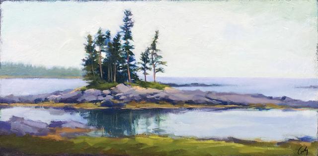 Margaret Gerding, 'Deer Isle', 2018, Arden Gallery Ltd.