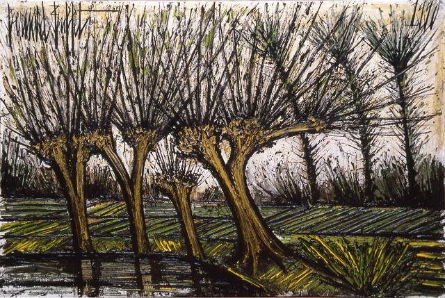 , 'Saules près de l'étang,' 1990, Opera Gallery