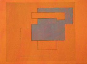 Robyn Denny, 'Generations 3', 1978, Bernard Jacobson Gallery
