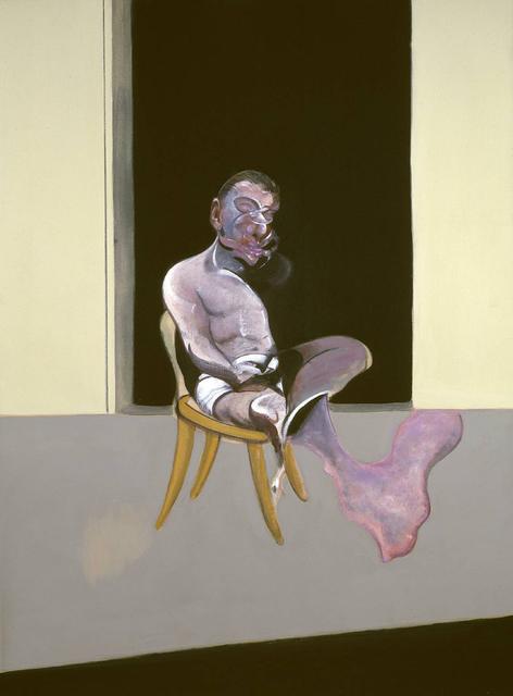 , 'August Triptych, Right Panel,' 1972, Nikola Rukaj Gallery