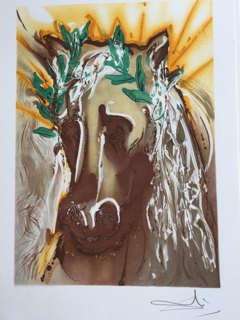Salvador Dalí, 'Le cheval de printemps', 1983, ByNewArt