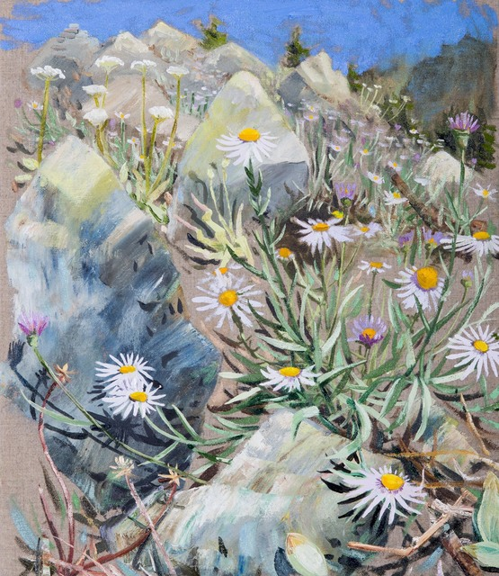, 'Alpine Aster,' 2019, Russo Lee Gallery