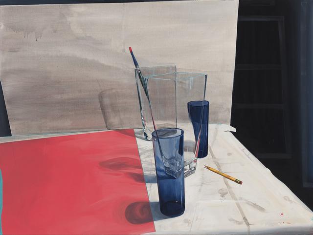 , 'BlueStill ,' 2018, Desta Gallery