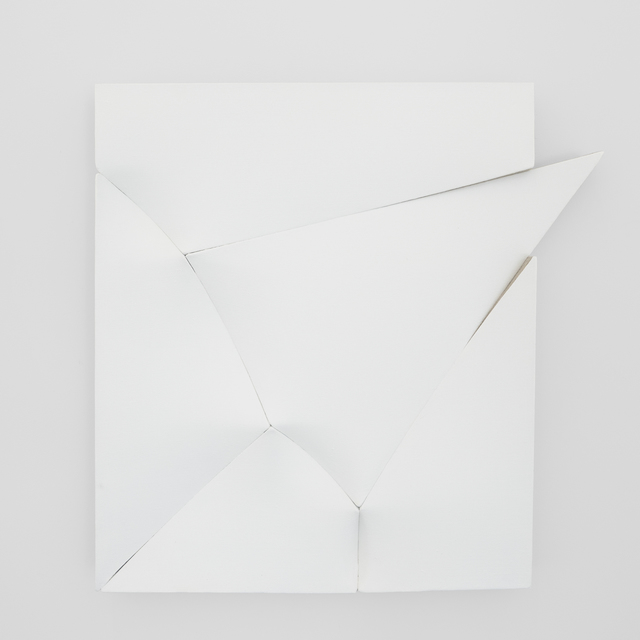 , 'Similar Painting Different Object (White Unlimitation #2),' 2019, Peter Blake Gallery