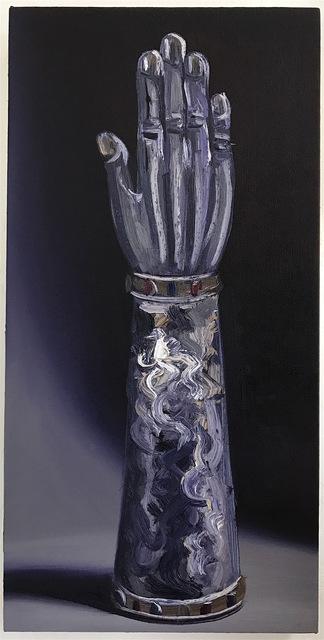 , 'Reliquary Arm,' 2017, Richard Heller Gallery