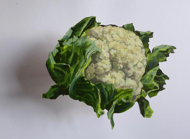 , 'Cauliflower,' 2017, Joanna Bryant & Julian Page