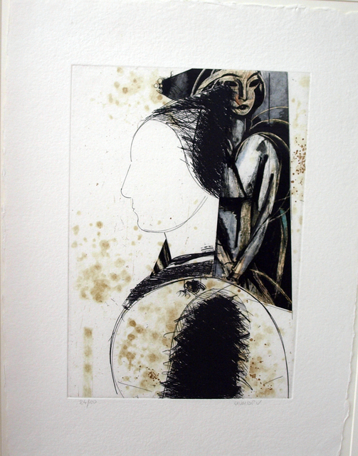 , 'Beatrice III,' 2002, Galerie Raphael