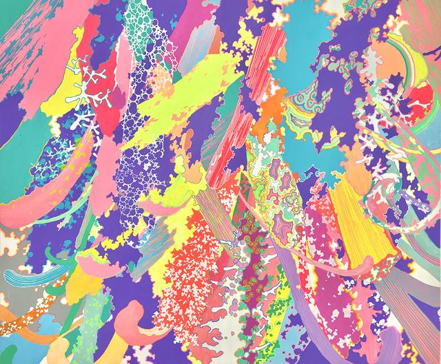 , 'Pollen No.34,' 2018, ART LABOR Gallery